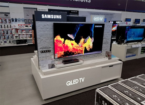 Samsung summer rollout in Dixons Carphone