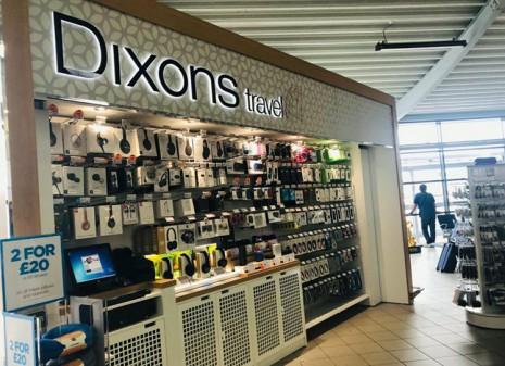 LAUNCH OF FIRST 'TRAVEL KIOSK' FOR DIXONS TRAVEL