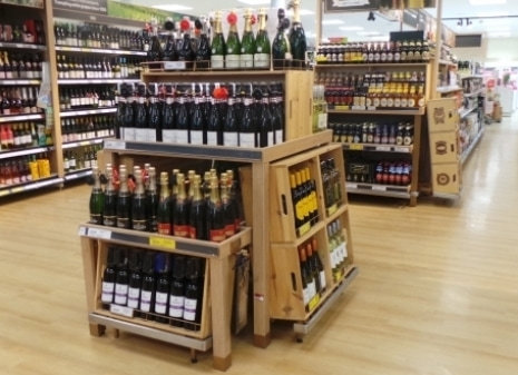 Tesco Beers, Wine and Spirits