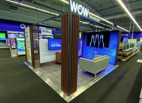 BENCHMARK ROLLS OUT 'SMART LIVING' FOR DIXONS CARPHONE