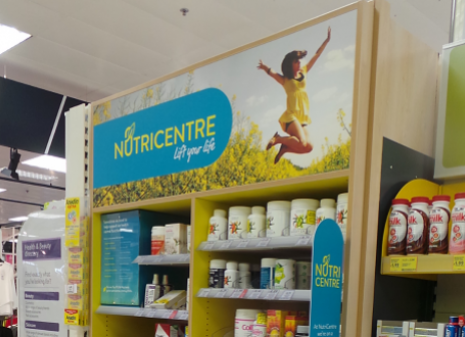 Tesco - Nutricentre